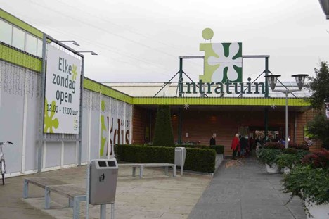 Project Intratuin Oost NL