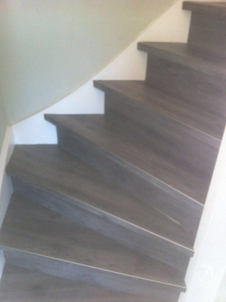 Diverse PVC trappen